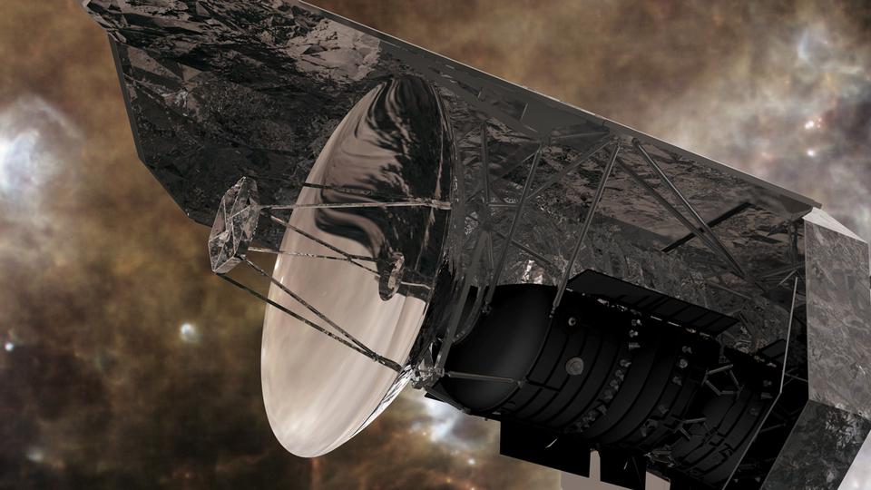 fabrycznie autentyczne jakość wykonania najwyższa jakość Herschel Space Observatory