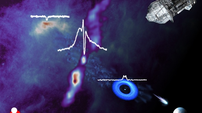 Long-awaited review reveals journey of water from interstellar clouds to habitable worlds